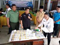 Babinsa Koramil 17/Datuk Bandar Hadiri Pembekalan Relawan Penggiat Anti Narkoba Di Tanjung Balai