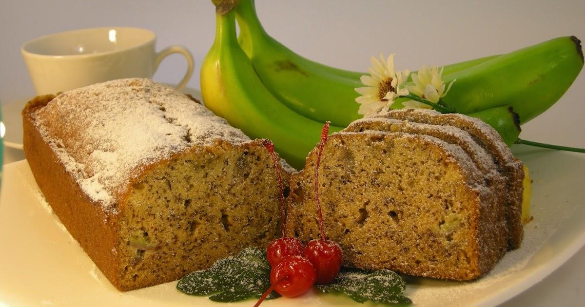Resep Cake Jadul Sederhana: Resep Cara Membuat Bolu Pisang Raja Kukus Coklat Sederhana