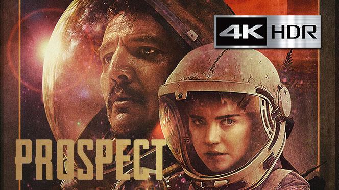 Prospect (2018) 4K UHD [HDR] Latino-Ingles