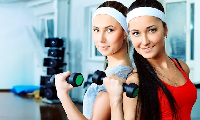 Healthy Fitness and keep work for Women