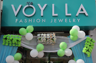 Voylla- India's Largest Fashion Jewelry Brand Launches Two Exclusive Brand Stores in Delhi