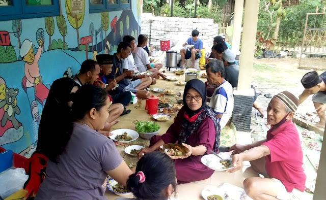 Foto-foto Perayaan Hari Idul Adha Tahun 2020 Masyarakat Dusun Kaliduren, Kebonharjo