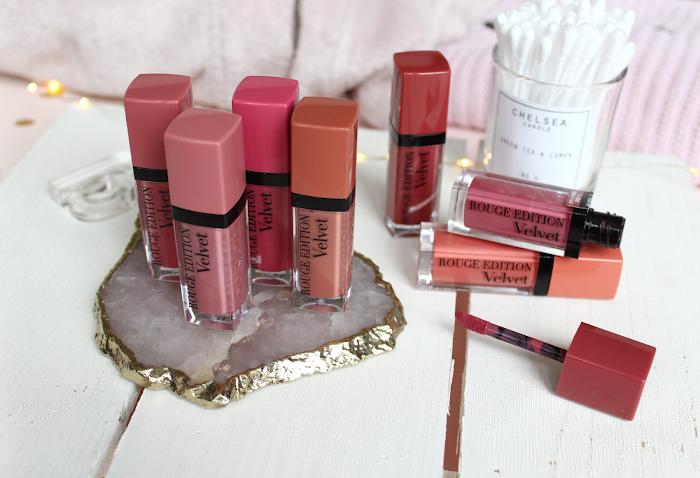 best matte drugstore lipstick Bourjois Velvet