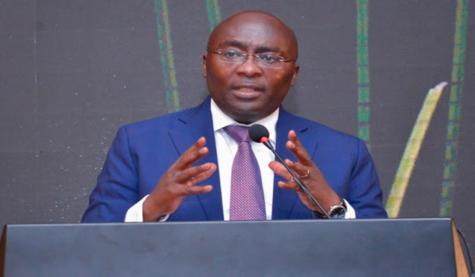 Paradigm Shift In Dev't Philosophy Key For Ghana - VP Bawumia