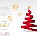 Mensagem de Natal e Ano Novo - Art Bella