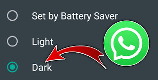 Finally Dark Mode Is Available For WhatsApp | Use Dark Mode On WhatsApp