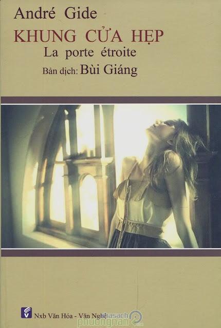 Khung Cửa Hẹp tác giả  Andre Gide