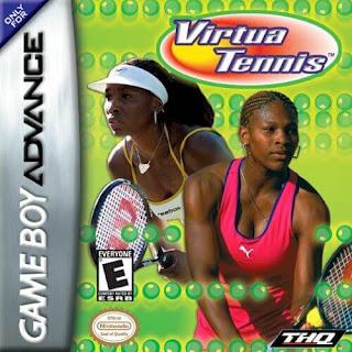 โหลดเกม ROM Virtua Tennis .gba