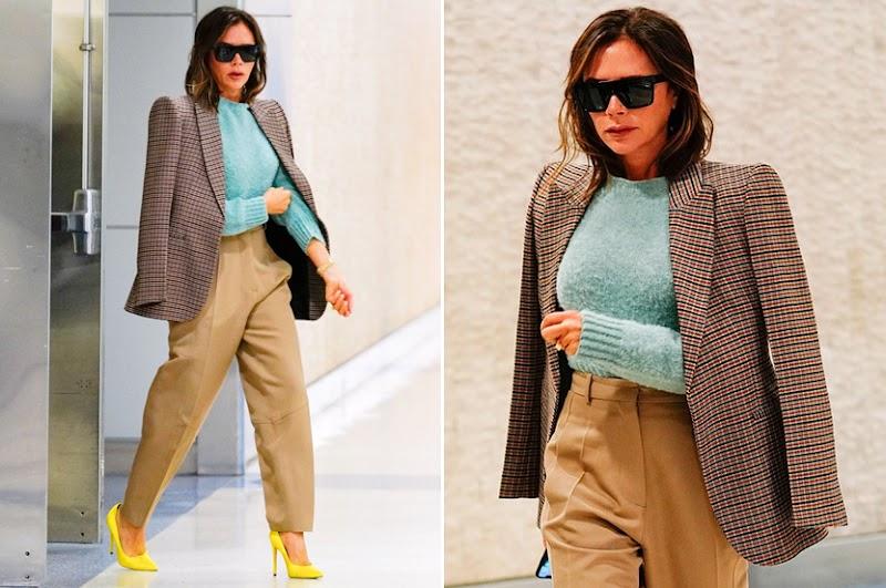 Zara tiene el look de entretiempo perfecto de Victoria Beckham