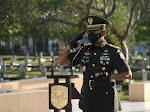 Peringati HUT ke-63 Kodam XII/Tpr, Pangdam Pimpin Ziarah ke Makam Pahlawan