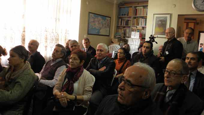Türkiye'de yeni din algısının doğuşu konferansı