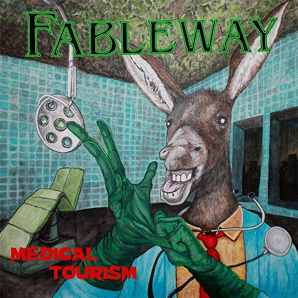 """Fableway stream new song """"Candle"""""""