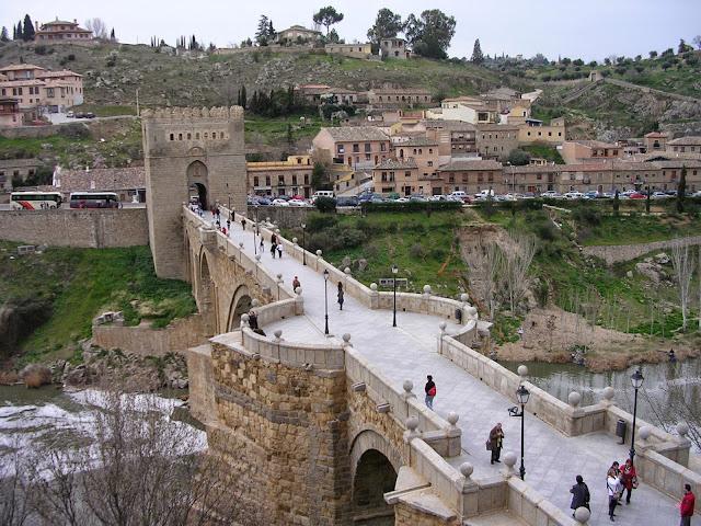 el mirador más bonito de Toledo