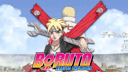 Boruto The Movie (2015) Subtitle Indonesia (CAM HD)