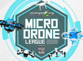 Micro drones are coming to SM!