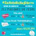 #SinVotoNoHayDinero representaría un ahorro de más de 21.7 mdp para Yucatán