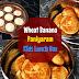 Wheat banana paniyaram/ Kids Lunch Box Ideas / Lunch box ideas