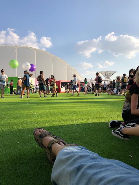 Испания, Мадрид, 2018 Mad Cool Festival
