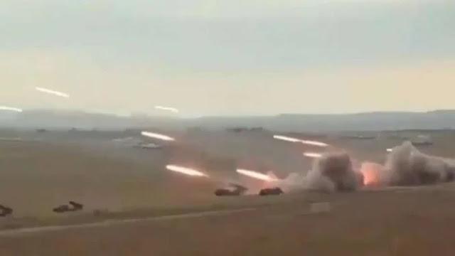 Binasakan Tentara Nasional Libya dan Mesir, Turki Bawa Senjata Maut Terbahaya Dunia