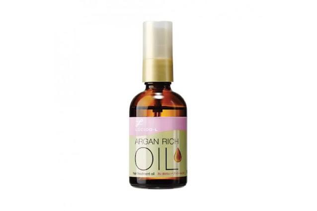 Tinh dầu dưỡng tóc à phục hồi hư tổn Lucido-L Argan Rich Oil - Hàng Nhật