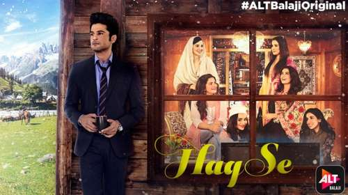 Haq Se 2018 Hindi Season 1 Complete 720p HDRip x264