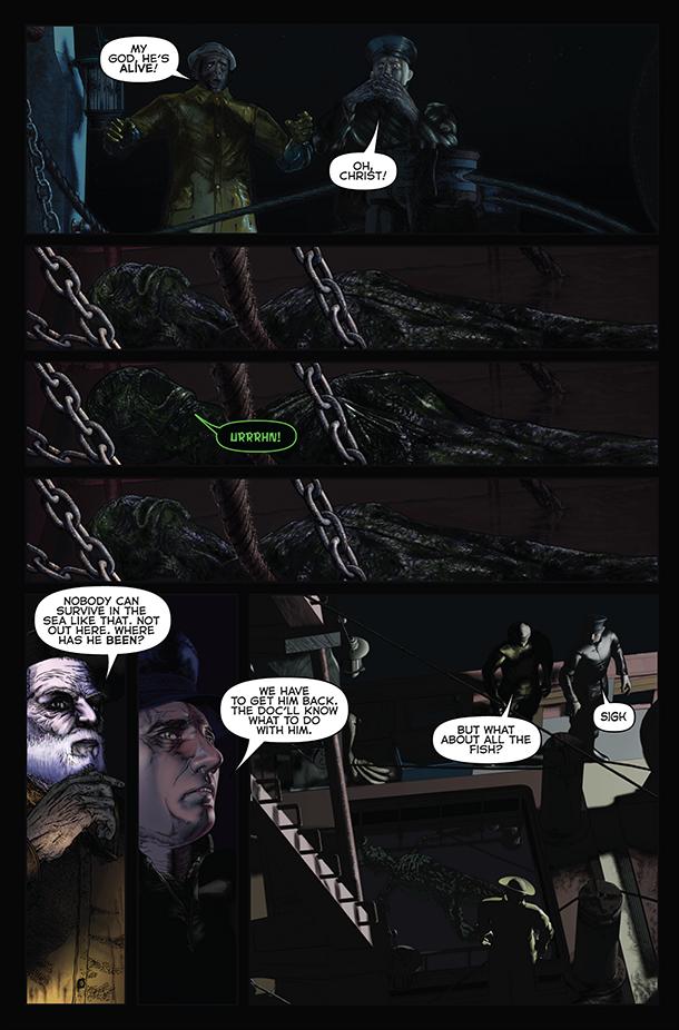 Classic Horror Comics - 9