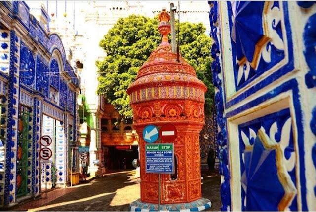 Menyusuri Masjid Turen Malang sebagai wisata religi
