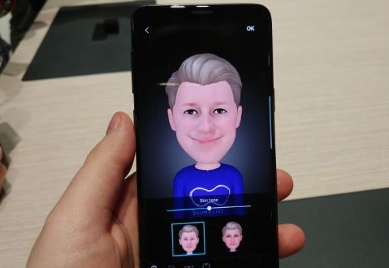 Cara Menggunakan Emoji AR Di Galaxy S10