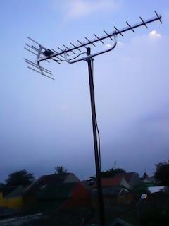 jasa pasang antena tv pabuaran tumpeng