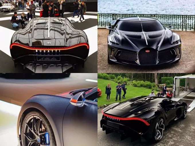 See the Most Expensive Car in the World (N6.9 Billion!) and The Only Person Who Owns It