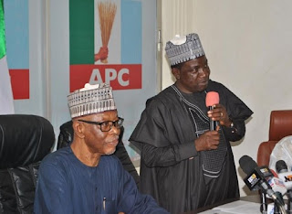 Lalong and Oyegun