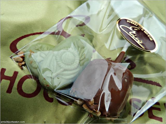 Bombones de Érico-CHOCOLATERIE-Musee-Du-Chocolat en Quebec