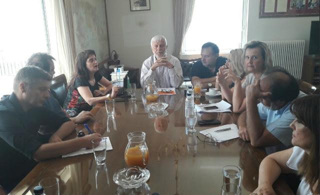Άμεση παρέμβαση Τατούλη σε Υπουργείο Υγείας και ΚΕΕΛΠΝΟ για τον ιό του Δυτικού Νείλου στην Αργολίδα