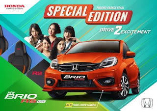 Promo Mobil Honda DP 20 Jutaan mobilio ,brio ,jazz ,freed ,hrv ,crv ,brv