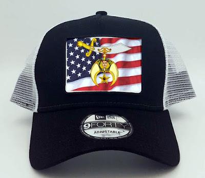 Shriner's Caps from Fratline