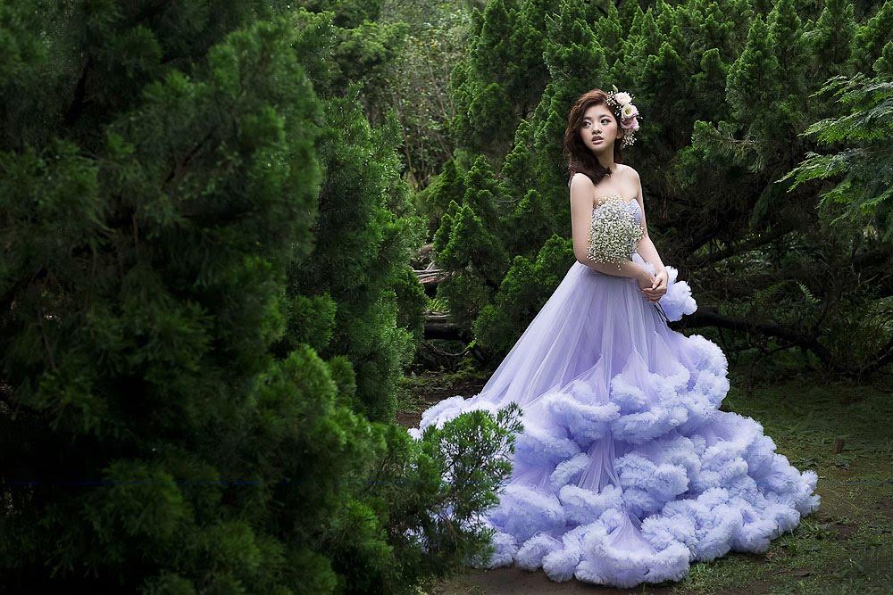 自助婚紗 | 婚紗 | 自主婚紗 | 台北婚紗 | 花卉實驗中心 | 雲朵婚紗 |