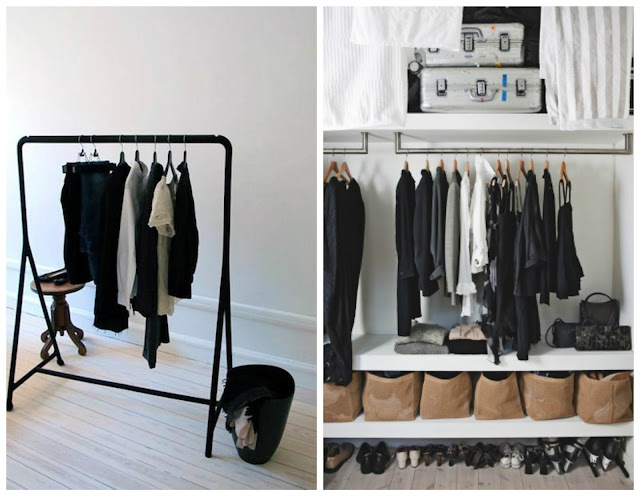 lisa + van: inspiration | the clothing rack