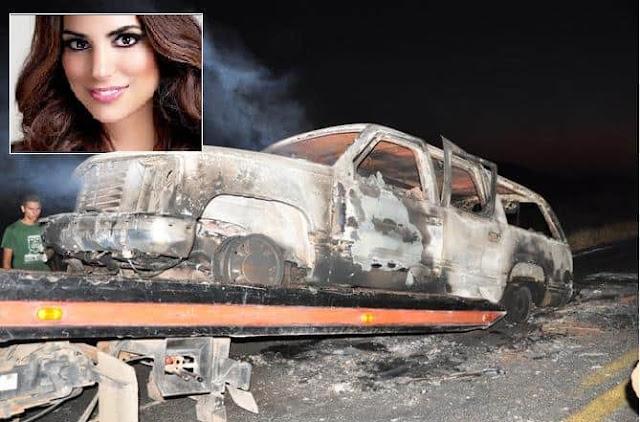 La reina de belleza María Susana Flores que murió con arma en mano y dicen suplicando al ejercito  que no dispararan era novia de El Cholo Ivan