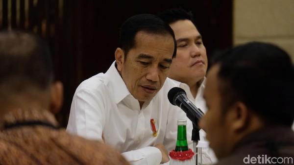 Dengar Lagi Apa Kata Jokowi soal Polemik Ekspor Benih Lobster?