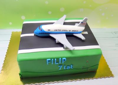 tort samolot pasaż