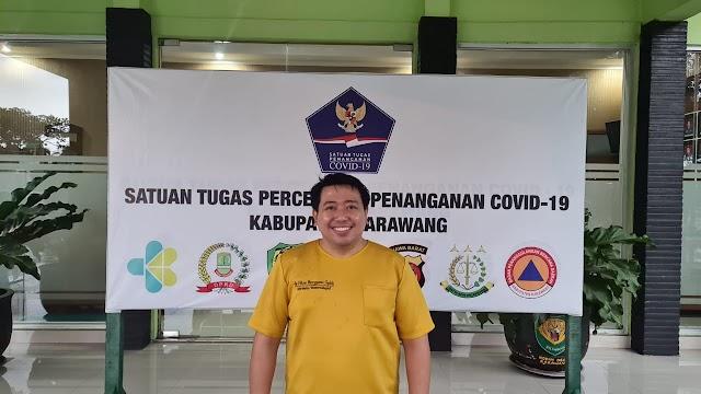 529 Orang Pasien Corona Karawang di Dominasi Karyawan Pabrik