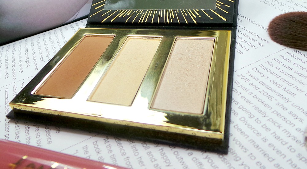 Tarteist PRO Glow to Go Highlight & Contour Palette