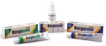 سعر ودواعي استعمال كريم بورجازون Borgasone للجلدية