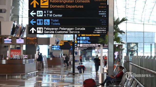 Hari Ini PSBB Ketat di Jakarta, Begini Ketentuan dan Syarat Terbang di Bandara Soekarno-Hatta