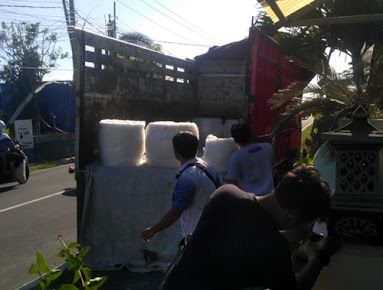 Ekspedisi Truk Semarang Denpasar Bali