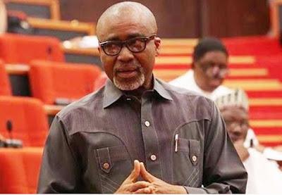 Senate Minority Leader, Abaribe, shuns second year anniversary special session