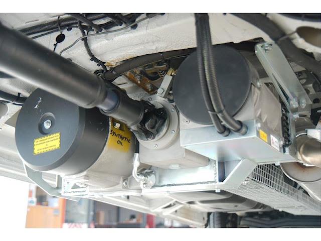 compressor, generator, onderbouw, arcxis, bedrijfswagenuitrusting
