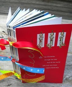 Keepsake Christmas Card Album
