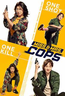 مشاهدة فيلم Miss & Mrs. Cops 2019 مترجم