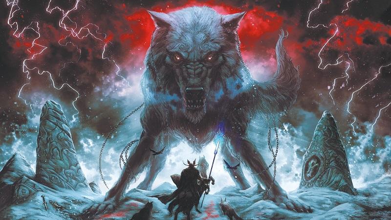 Fenrir, O Lobo Monstruoso da Mitologia Nórdica